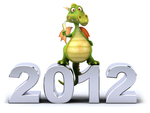 2012, Year of the Dragon in the Chinese horoscope