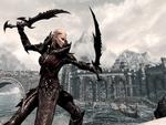 Skyrim Female Warrior