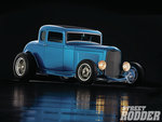 '32 Ford Highboy Five Window
