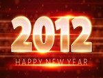 * HAPPY NEW YEAR 2012 *