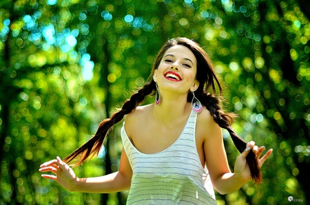 Happy Moments in Life - Models Female & People Background Wallpapers on  Desktop Nexus (Image 922252)