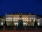 Warsaw - President Palace