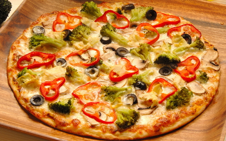 MAOMO PIZZA - cool, food, fast, nice, amazing