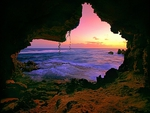 Hawaiian Sea Cave