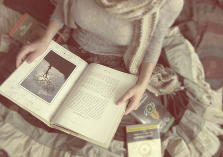 peaceful - pretty, photography, reading, travel, book, beauty, woman