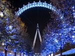 London Eye-At Night