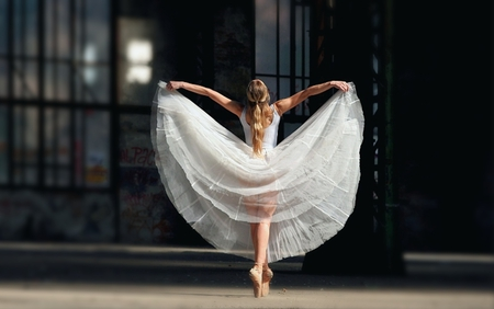 Ballerina Dance Sports Background Wallpapers On Desktop Nexus Image 927393