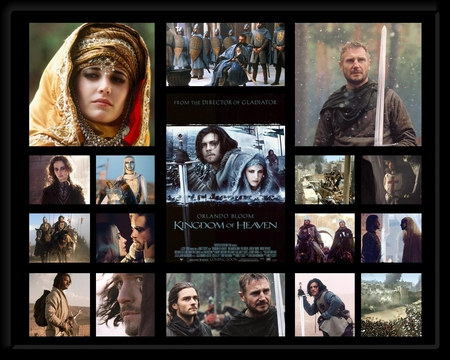 Kingdom Of Heaven 2005 Movies Entertainment Background Wallpapers On Desktop Nexus Image 929128