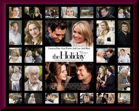 The Holiday 2006 Movies Entertainment Background Wallpapers On Desktop Nexus Image 929140