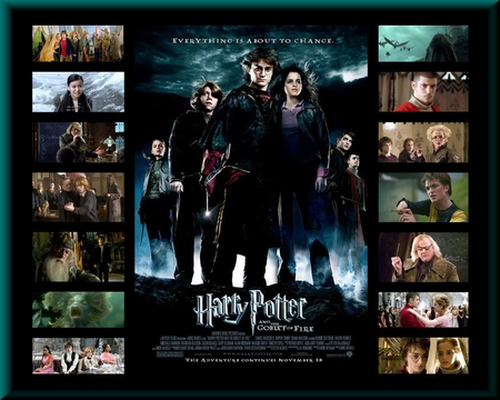 Harry Potter and the Goblet of Fire 2005 - potter, movie, rowling, film, radcliffe, films, harry, fire, weasley, movies, goblet