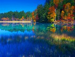 Colors of Autumn Lake