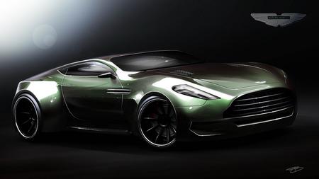 ASTON MARTIN VELOCE CONCEPT - car, supercar, aston martin, concept