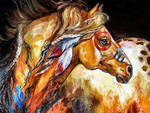 Golden Sun - Horse F2