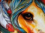 Spirit Eye - Horse F2