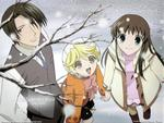 tohru, hatori & momiji