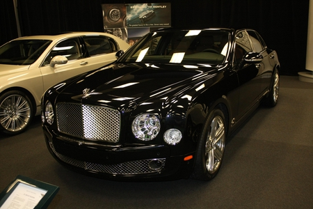 Bentley Mulsanne - cars, 2010 bentley mulsanne, 2010, bentley, mulsanne