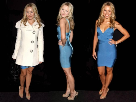 Kristen Bell - model, actress, kristen bell, blonde, beautiful, bell, kristen