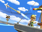 Super Smash Bros. Brawl - Toon Link HD
