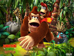 Donkey Kong Country Returns - cover art HD