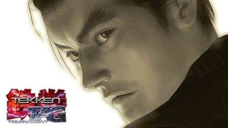 Tekken Tag Tournament - Kazuya Mishima - namco, fighting, kazuya, hd, tekken tag, tekken tag tournament, tekken, kazuya mishima, wallpaper