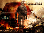 Call Of Duty:NICKILLER22