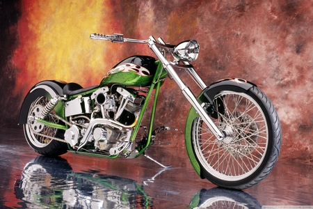 chopper - chopper, harley, harley davidson, bikes