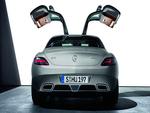 Mercedes-Benz SLS AMG Rear