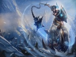 Sejuani Splash Art