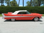 1958 Plymouth Belvedere Red 2
