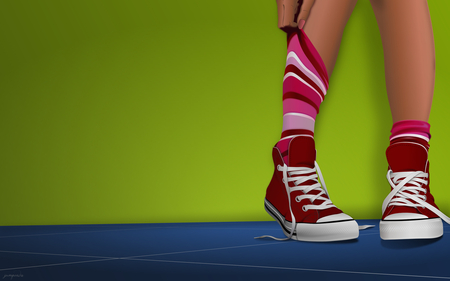 e4312051115c Oh!My Socks...!!! - 3D and CG   Abstract Background Wallpapers on ...