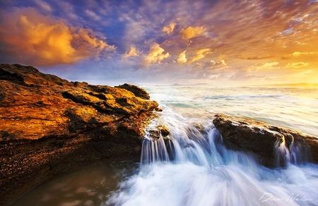 Water And Clouds Sky And Earth Sky Nature Background Wallpapers