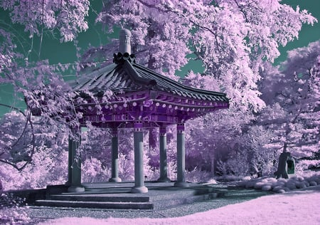 chinese garden other amp nature background wallpapers on