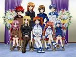 A Team is like a Family-Mahou Shoujo Lyrical Nanoha
