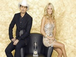 Carrie Underwood and Brad Paisley 2