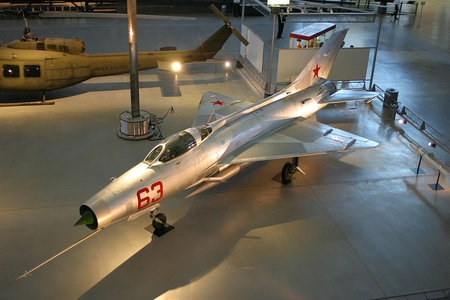 Mig-21 - mig 21, russian air force, mig, red air force, soviet air force