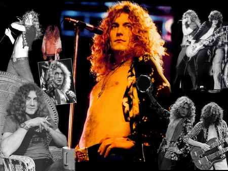 Led Zeppelin - hippie, robert plant, music, led zeppelin