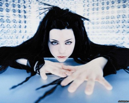 Amy Lee - amy lee, rock, music, evanescense