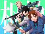 Hetalia Axis Fighting