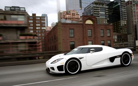 Koenigsegg CCX - koenigsegg, car, white, ccx