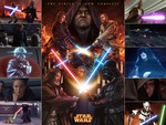 revenge of the sith collage