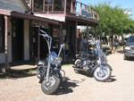 Steel Horses at Tombstone