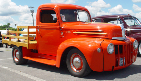 1942 pickup - truck, 1942, ford, pickup