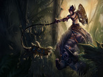 League Of Legends - Sabretusk Sejuani