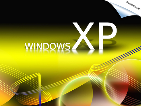 Windows XP - logo, xp, windows xp, windows