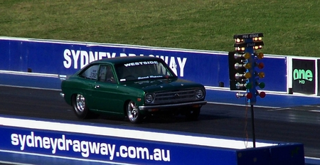 drags - cars, drags, green, fast