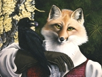 The Raven and the Fox