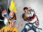 Goku or Ryu? you choose