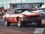 Super Chevy Drag Racing Greats