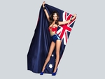 Miranda Kerr is Wonder Woman