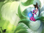 League Of Legends - Dynasty Ahri (Chinese)